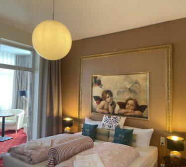 Suite 1 Doppelbett