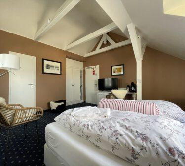 Zimmer 11 Doppelbett