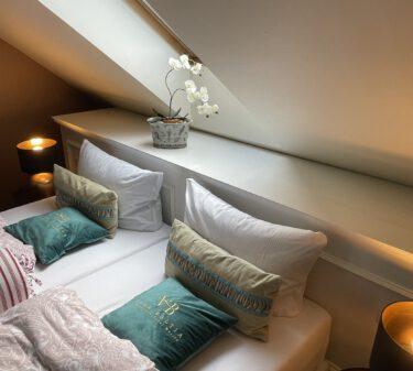 Suite 12 Doppelbett