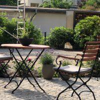 Innenhof Villa Baltia Foto 3