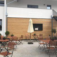 Innenhof Villa Baltia Foto 7