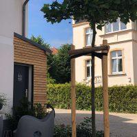 Innenhof Villa Baltia Foto 6