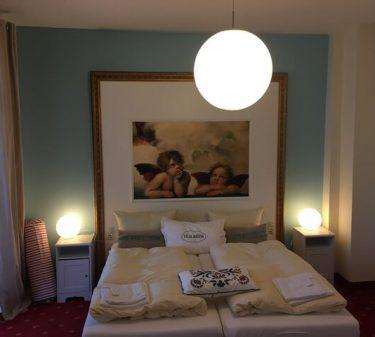 Suite 1: Doppelbett