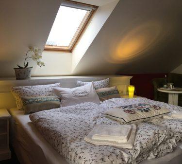 Suite 12: Doppelbett