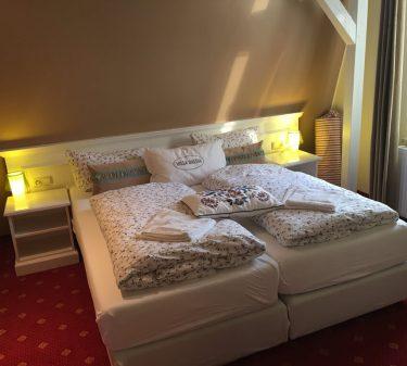 Suite 9: Doppelbett