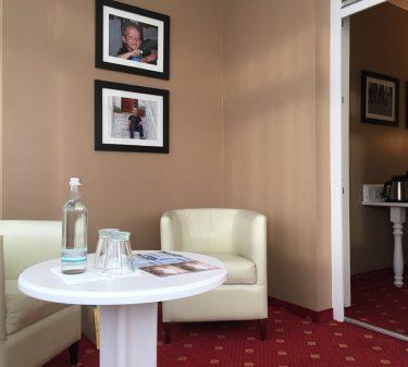Suite 9: Sitzecke