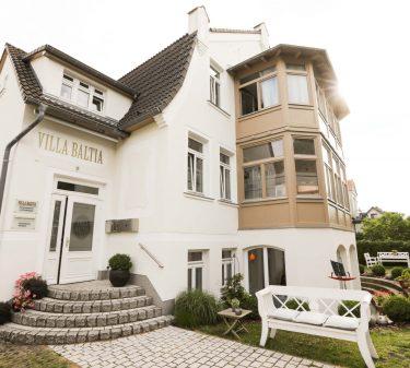 Villa Baltia Hausansicht 1