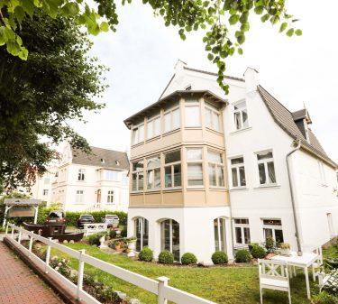 Villa Baltia Hausansicht 2
