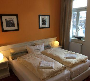 Zimmer 3: Doppelbett